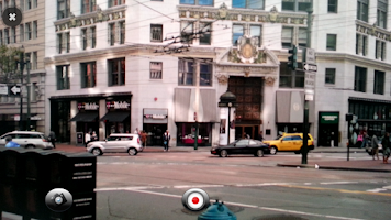 Screenshot of Quiet Camera