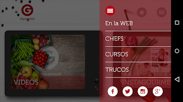 Screenshot of elgourmet