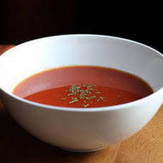 DIY Instant Tomato Bell Pepper Soup