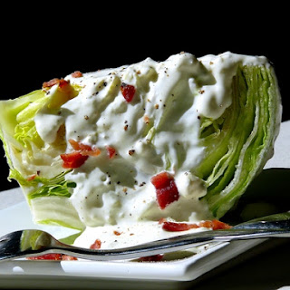 Blue Cheese Dressing Wedge