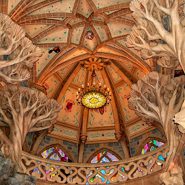 by Adriana Bleau - Buildings & Architecture Architectural Detail ( Architecture, Ceilings, Ceiling, Buildings, Building )