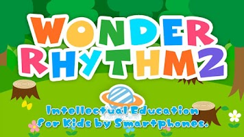 Screenshot of Tap & Sound:WONDER RHYTHM2 0+