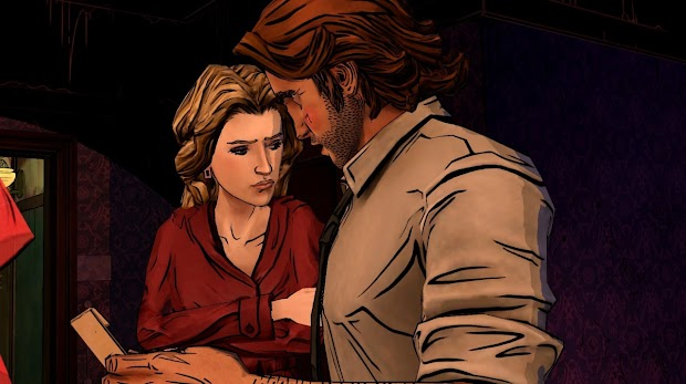 The Wolf Among Us - Episode Two