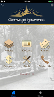 Glenwood Insurance - screenshot