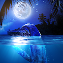 Whale Moon icon
