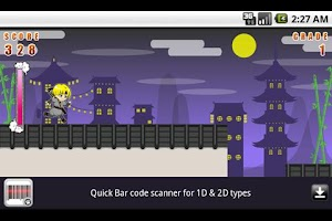 Screenshot of Ninja Dash Final