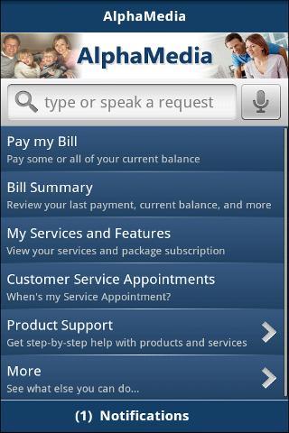 AlphaMedia SmartCare Mobile