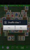 Screenshot of Mahjong 3D