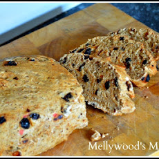 BREADMAKER FRUIT BREAD