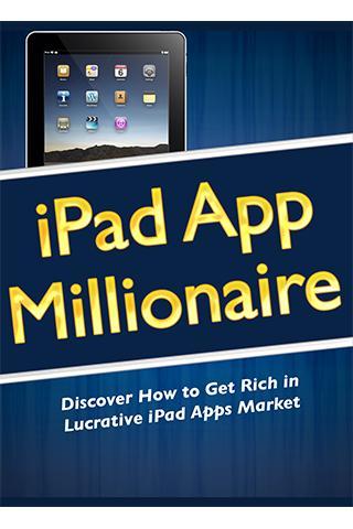 iPad App Millionaire