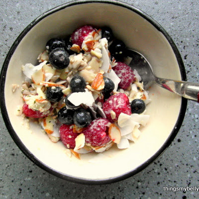 Very Berry Muesli