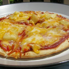 Sara's Hawaiian Pizza