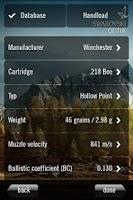 Screenshot of Ballistics