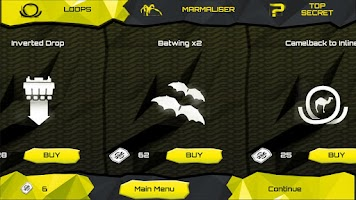 Screenshot of The Smiler