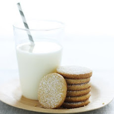 Lemon Cornmeal Cookies