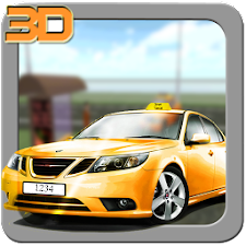 Free Taxi Driver Simulator 3D