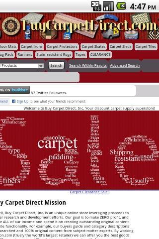 Buy Carpet Direct