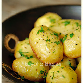 Bbq Garlic Potatoes Recipes