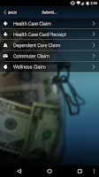 Screenshot of EZ Receipts