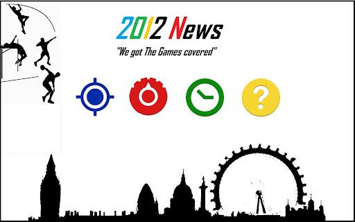 2012年倫敦奧運會新聞PRO