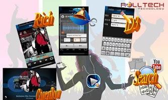 Screenshot of NEMO Media Player Plus