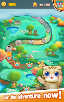 Screenshot of Bubble Cat 2