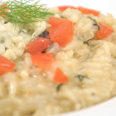 Ranch Risotto