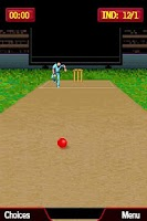 Screenshot of Cricket Quiz