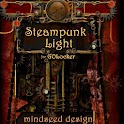 Steampunk Light GOLocker Theme