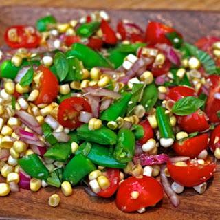 Raw Peas Salad Recipes