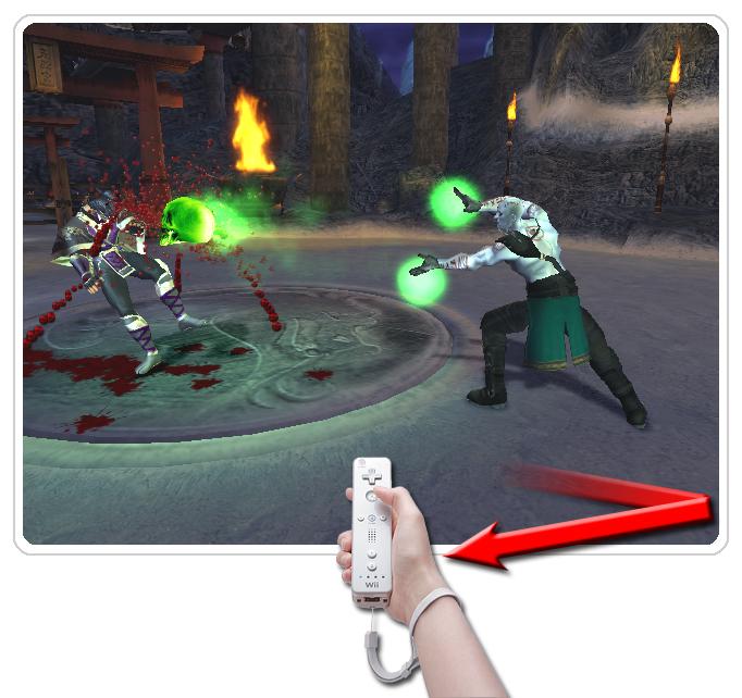 Mortal Kombat set for DS
