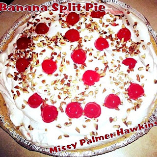 Missy's Banana Split Pie