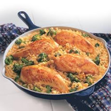 Campbell's® 15-Minute Chicken and Rice Dinner