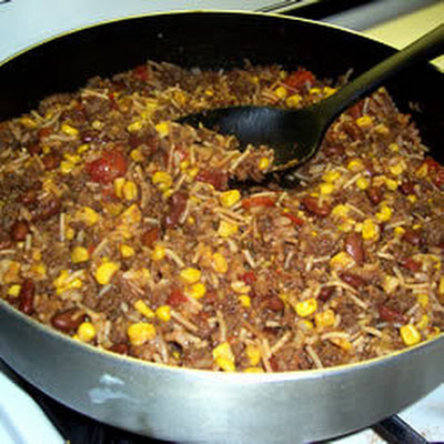 Mexican Style Venison Rice