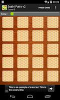 Screenshot of Sushi Pairs v2