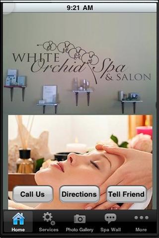 White Orchid Spa lincoln ne