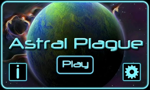 Astral Plague Demo - screenshot