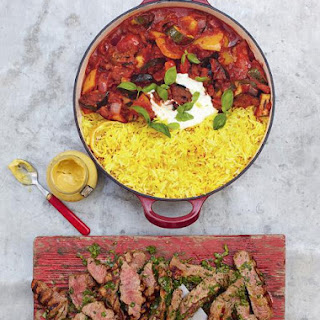 Beef Saffron Rice Recipes