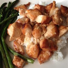 Chicken Teriyaki - It's a Secret