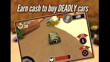 Screenshot of Death Rider