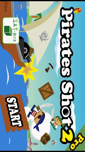 Pirates Shot2 Pro