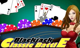 Screenshot of Blackjack_Classic Battle