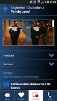Screenshot of Citizen Security - Cornellá