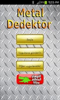 Screenshot of Metal Dedektör(Detektörü)