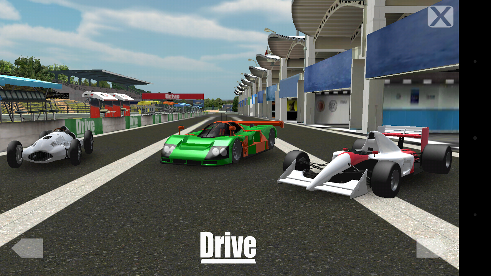 Drive Sim Screenshot 2