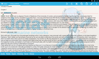 Screenshot of Jota+ (Text Editor)