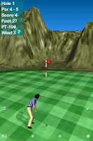 Screenshot of Par 72 Golf  Lite