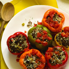 The Best Stuffed Peppers With Variations
