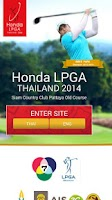 Screenshot of Honda LPGA Thailand