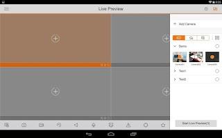 Screenshot of EvoHD lite